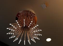 Люстра LED (LED Chandelier)