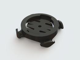 Garmin edge standard mount