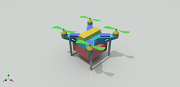 Quadcopter SS No Cover