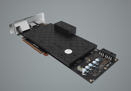 Nvidia GTX TITAN EK water cooled