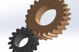 Helical Gear Design