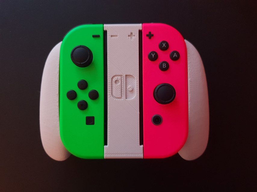 Double Joy-Con Grip - Nintendo Switch Joycon Controller