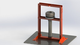 Torque Converter Tester (tester Press)