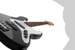 Fender Starcaster Bass guitar