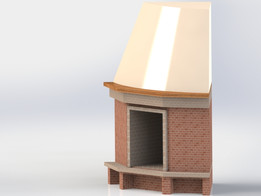Fireplace (Solidworks)