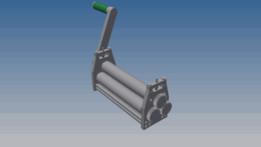 Mini Sheet Bending Machine