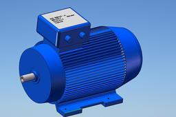 Electromotor IEC frame 355 IM3