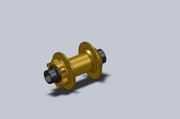 Nuke Proof 20mm front hub