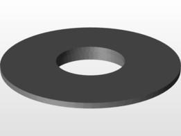 Simple Wire Spool - 27x60x65mm