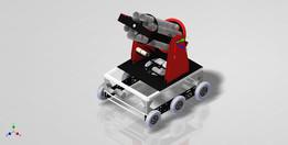 FRC Team 4761 T-Shirt Cannon Robot