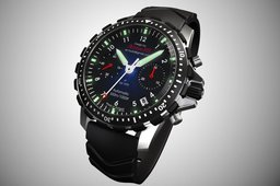 A diving watch concept