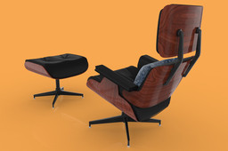 Eames Lounge Chair (byGus)