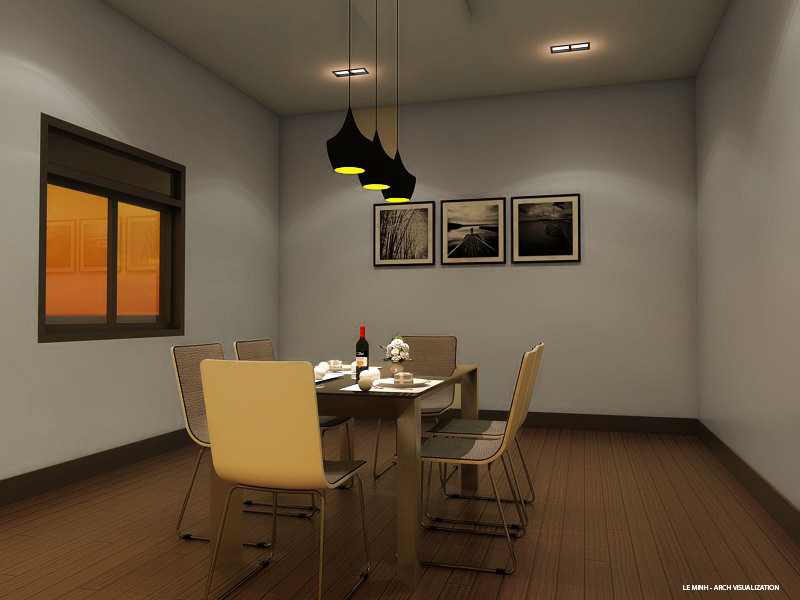 How to make night scene with Vray and Sketchup | 3D CAD