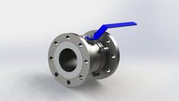 "Ball valve 4"""