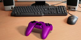 Game Pad Model by Catia