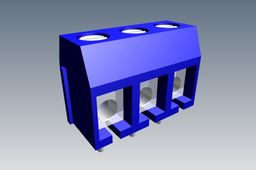 Tripple Connector Block`
