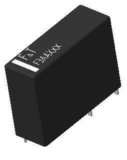 Relay FTR-F3 (contact config. 1A)