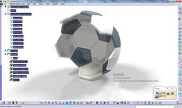 Soccerball Study