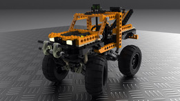 LEGO Technic 8858 Rebel Wrecker