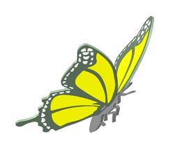 Interior Design× Rhino×. Butterfly Бабочки