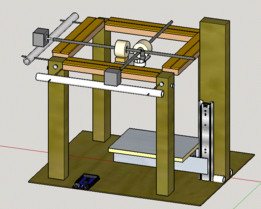 3D Printer / RepStrap