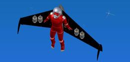 Jetman Jet wing (re) design