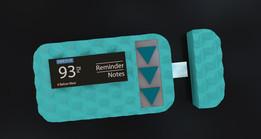 USB Blood Glucose Monitoring System