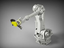 Robot Ladle Tool