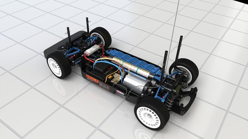 Tamiya tt 01 110 scale rc car 3d cad model grabcad malvernweather Image collections