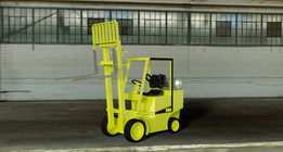 Fork Lift 2.5 Ton High Position - originally uploaded by Joseph Imad