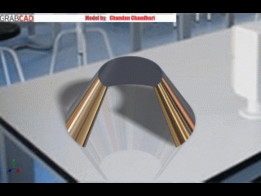 ducted horizontal wind milll