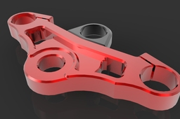 Triple Clamp CBR 150 RR