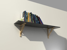 shelf by ikea
