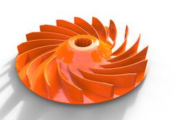 Flymo Impeller