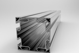 88mm Aluminum Extrusion