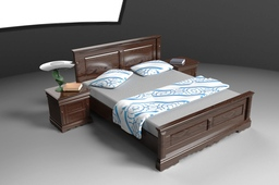 Bedroom(Double Bed and Bed Side Tables)