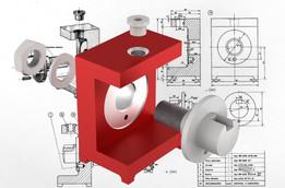 Dispositivo de Furar Anéis (Fixture for Drilling)
