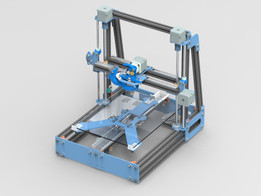 MendelMax 2.0 - 3D Printer -  Onshape CAD