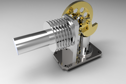 Stirling Engine Build