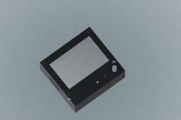 Case for 12864 LCD