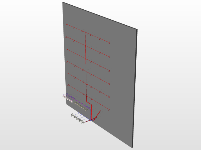 PIPE WORK -REVIT MEP | 3D CAD Model Library | GrabCAD