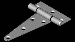 hinge - Recent models | 3D CAD Model Collection | GrabCAD