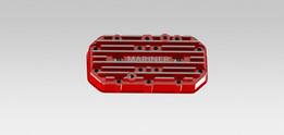 KAWASAKI 650 SX Mariner cylinder head