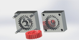 Injection Mold Gear