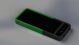 IPhone 4 IBG Star Case