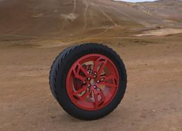 lamborgini wheel