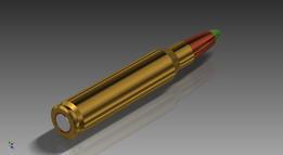 Bullet - 5.56 x 45mm NATO
