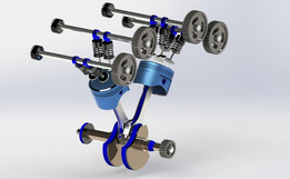 Engine Internal Assembly