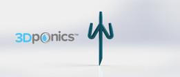 Conduit - 3Dponics Drip Hydroponics System