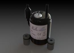 DC tiny compressors 2.0CC